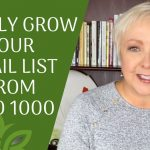 How To Grow Your Email List From 0 to 1000
