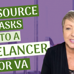 Tasks That You Can Outsource To A Freelancer Or VA