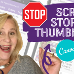Canva To Create Scroll Stopping Thumbnails For Youtube (Tutorial)